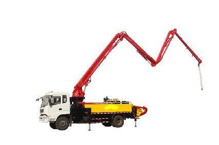 分析小型泵车的工作原理